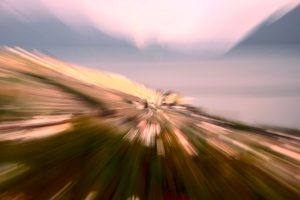 Zooming in (Lavaux, Switzerland)