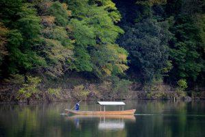 Rowing (Kyoto, Japan)